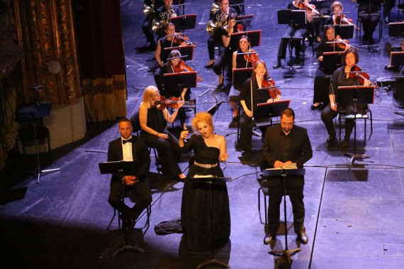 Opera <em>Lucia di Lammermoor</em> jedna je od prvih europskih koncertnih izvedbi nakon korona krize 6