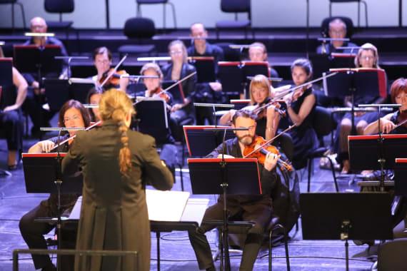 Opera <em>Lucia di Lammermoor</em> jedna je od prvih europskih koncertnih izvedbi nakon korona krize 8