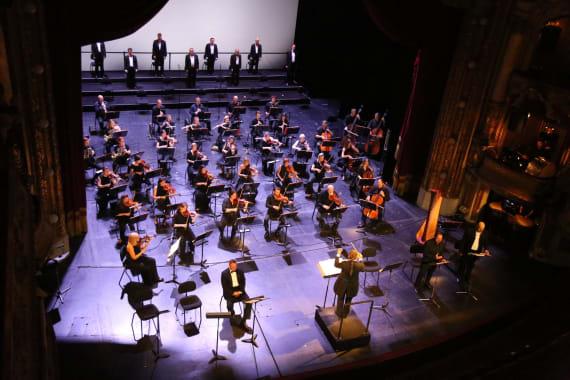 Opera <em>Lucia di Lammermoor</em> jedna je od prvih europskih koncertnih izvedbi nakon korona krize 7