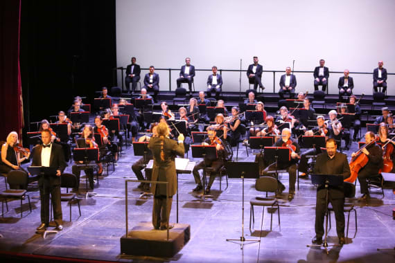 Opera <em>Lucia di Lammermoor</em> jedna je od prvih europskih koncertnih izvedbi nakon korona krize 9