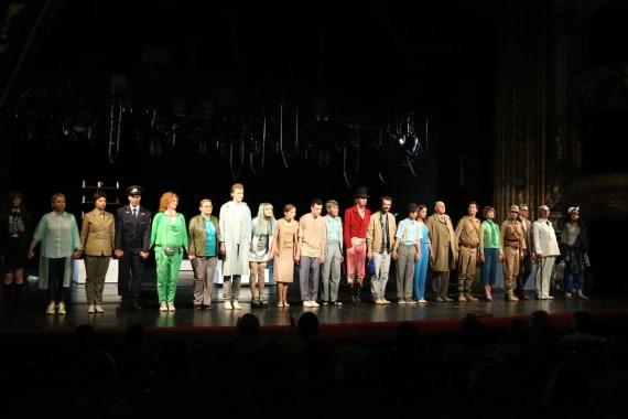 Pretpremijera predstave <em>Kafka na žalu</em> održana pod strogim epidemiološkim mjerama 10