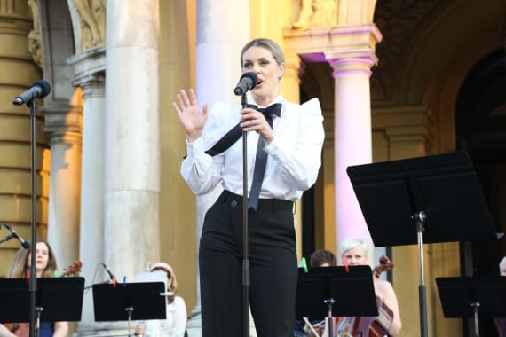 Uz <em>Europske jazz šlagere</em>  završile <em>Ljetne večeri HNK u Zagrebu</em> 7