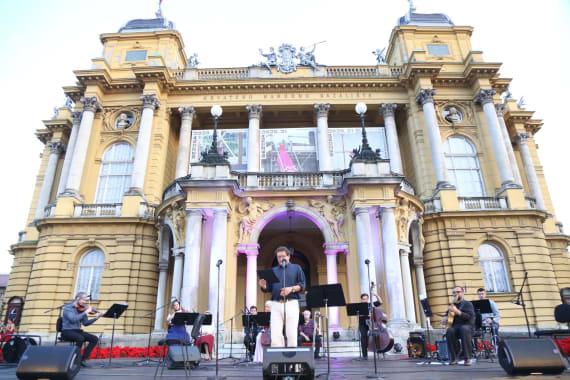 Uz <em>Europske jazz šlagere</em>  završile <em>Ljetne večeri HNK u Zagrebu</em> 3