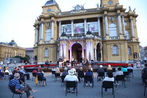 Uz <em>Europske jazz šlagere</em>  završile <em>Ljetne večeri HNK u Zagrebu</em> 8