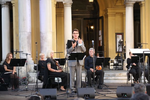Otvorenje <em>Ljetnih večeri HNK u Zagrebu</em> - <em>Mediteranska noć</em> 4