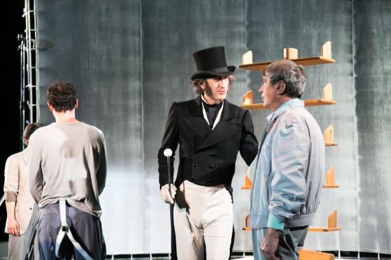 Održana premijera predstave <em> Kafka na žalu</em> 14