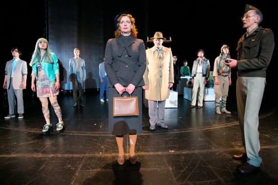 Održana premijera predstave <em> Kafka na žalu</em> 21