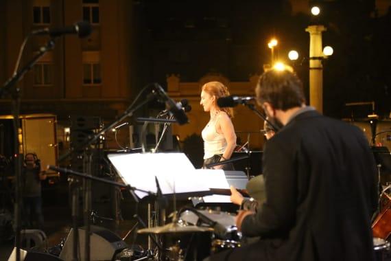 <em>Europski jazz šlageri</em> za kraj <em> Ljetnih večeri HNK u Zagrebu </em> 1
