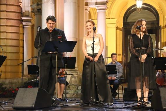 <em>Europski jazz šlageri</em> za kraj <em> Ljetnih večeri HNK u Zagrebu </em> 6