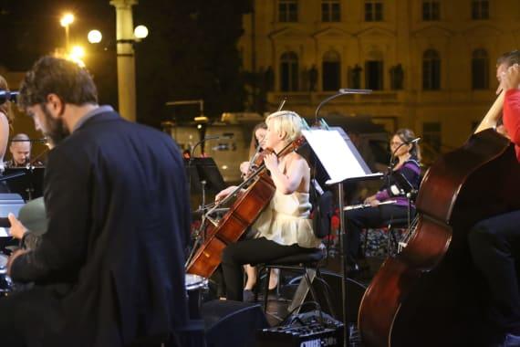 <em>Europski jazz šlageri</em> za kraj <em> Ljetnih večeri HNK u Zagrebu </em> 4