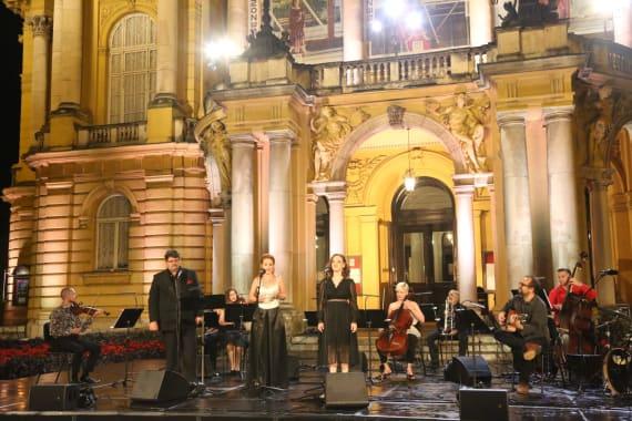 <em>Europski jazz šlageri</em> za kraj <em> Ljetnih večeri HNK u Zagrebu </em> 10