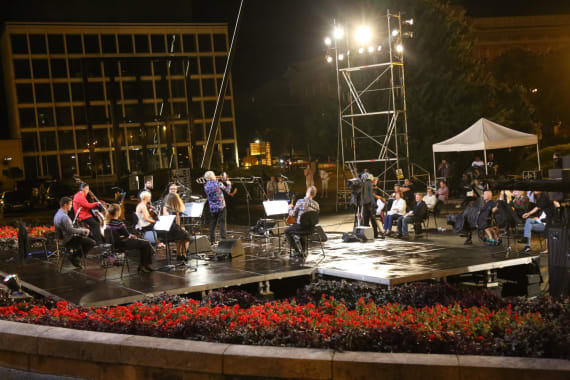 <em>Europski jazz šlageri</em> za kraj <em> Ljetnih večeri HNK u Zagrebu </em> 11