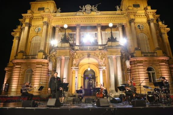 <em>Europski jazz šlageri</em> za kraj <em> Ljetnih večeri HNK u Zagrebu </em> 12
