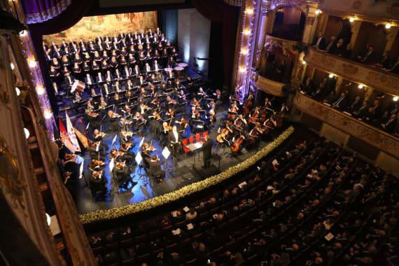 Gala koncert u povodu 150.godišnjice osnutka Opere HNK u Zagrebu