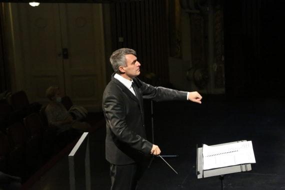 Večer Mozarta - Triptih Mozarta - Da Pontea</em> 2