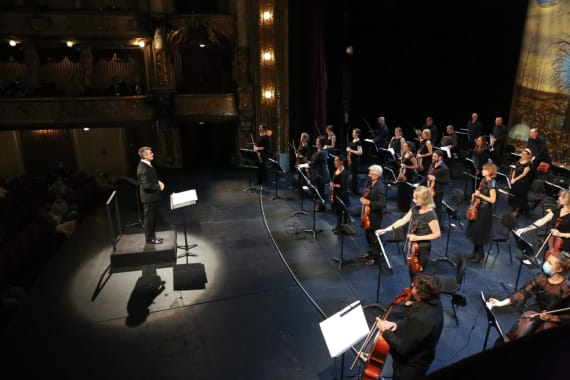 Večer Mozarta - Triptih Mozarta - Da Pontea</em> 1