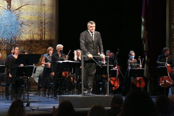 Večer Mozarta - Triptih Mozarta - Da Pontea</em> 4