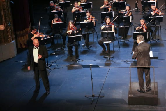 Večer Mozarta - Triptih Mozarta - Da Pontea</em> 8