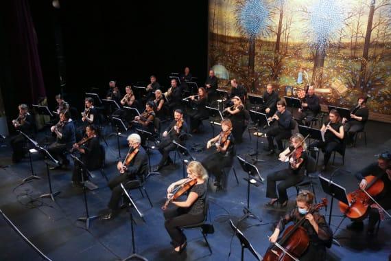 Večer Mozarta - Triptih Mozarta - Da Pontea</em> 13