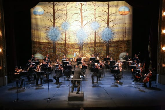 Večer Mozarta - Triptih Mozarta - Da Pontea</em> 14
