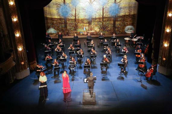 Večer Mozarta - Triptih Mozarta - Da Pontea</em> 16