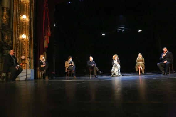 Program <em>Ususret premijeri</em> predstavio operu <em>Carmen</em> 1