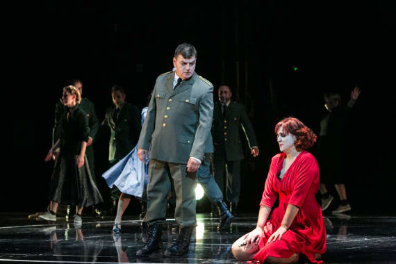 Premijerno izvedenu operu <em> Carmen</em> publika je nagradila dugotrajnim aplauzom 6