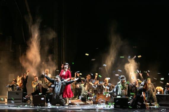 Premijerno izvedenu operu <em> Carmen</em> publika je nagradila dugotrajnim aplauzom 5