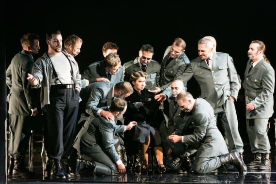 Premijerno izvedenu operu <em> Carmen</em> publika je nagradila dugotrajnim aplauzom 8