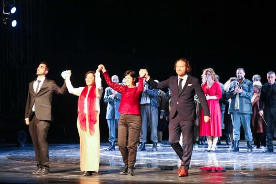 Premijerno izvedenu operu <em> Carmen</em> publika je nagradila dugotrajnim aplauzom 9