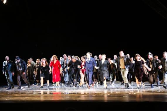 Premijerno izvedenu operu <em> Carmen</em> publika je nagradila dugotrajnim aplauzom 11