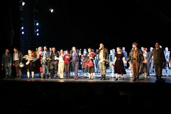 Premijerno izvedenu operu <em> Carmen</em> publika je nagradila dugotrajnim aplauzom