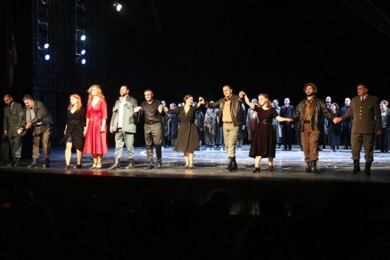 Premijerno izvedenu operu <em> Carmen</em> publika je nagradila dugotrajnim aplauzom 10