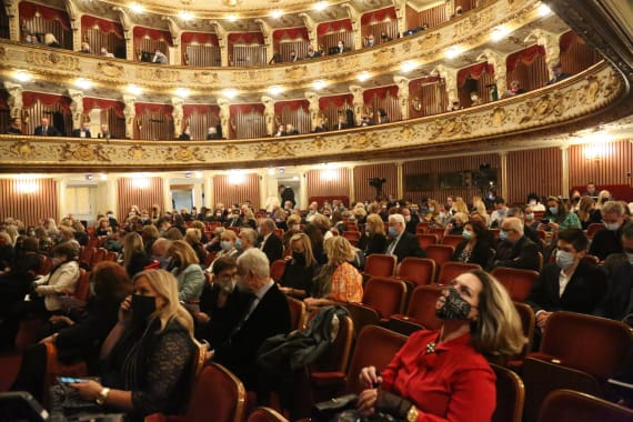 Premijerno izvedenu operu <em> Carmen</em> publika je nagradila dugotrajnim aplauzom 4