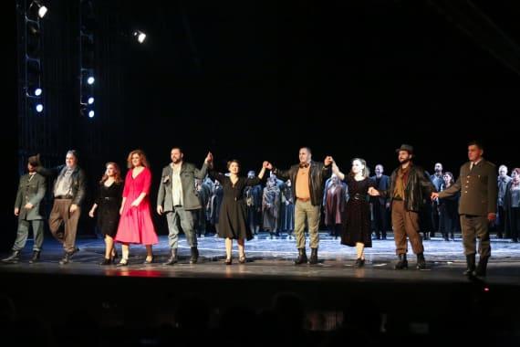 Premijerno izvedenu operu <em> Carmen</em> publika je nagradila dugotrajnim aplauzom 12