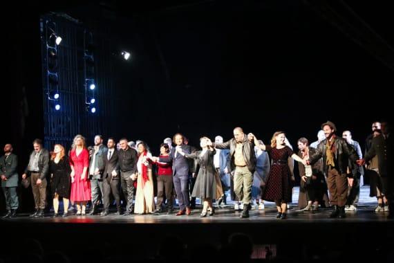 Premijerno izvedenu operu <em> Carmen</em> publika je nagradila dugotrajnim aplauzom 13