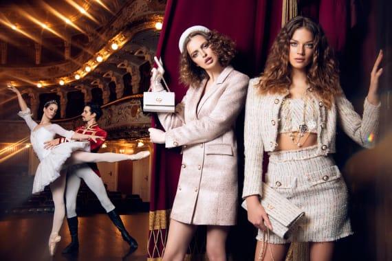 Jedinstvena suradnja s uspješnim dizajnerskim dvojcem u čarobnom svijetu baleta <em>Orašar</em> 1