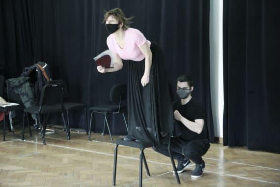 U pripremi je predstava <em>Revizor</em> prema djelu N.V.Gogolja 4
