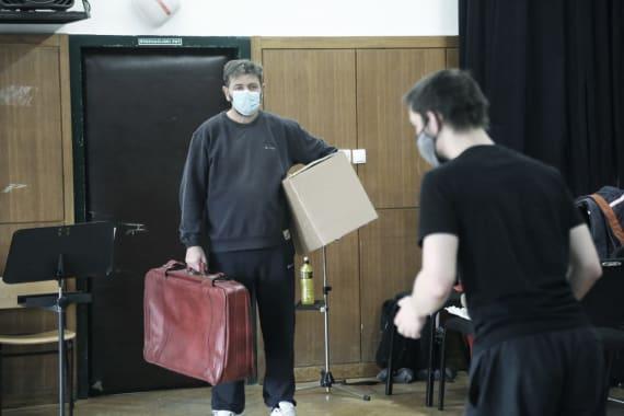U pripremi je predstava <em>Revizor</em> prema djelu N.V.Gogolja 1