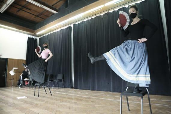 U pripremi je predstava <em>Revizor</em> prema djelu N.V.Gogolja 9