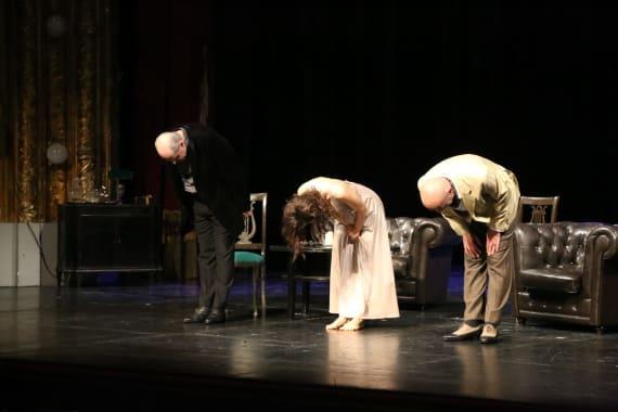 Premijerno je izvedena predstava <em>Kad svijeće dogore</em> 9