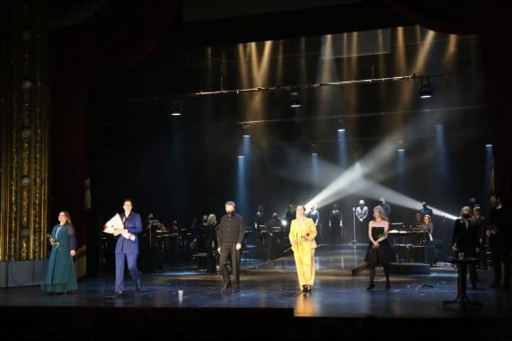 Dugotrajni aplauz publike na svečanoj premijeri opere <em> Orfej i Euridika</em> 8