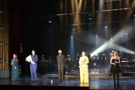 Dugotrajni aplauz publike na svečanoj premijeri opere <em> Orfej i Euridika</em> 7
