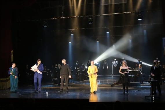 Dugotrajni aplauz publike na svečanoj premijeri opere <em> Orfej i Euridika</em> 6
