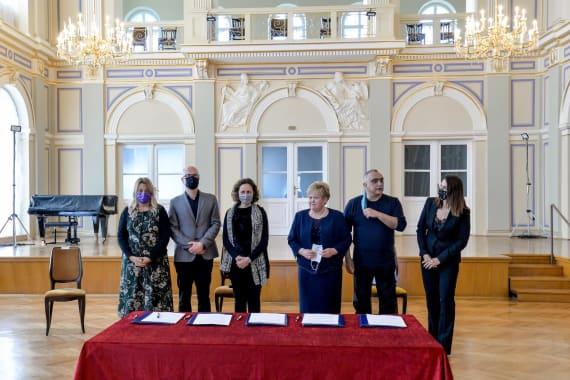 Povijesni dan za hrvatska nacionalna kazališta 2