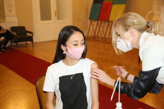 Cijepljenje umjetnika i djelatnika kazališta 9