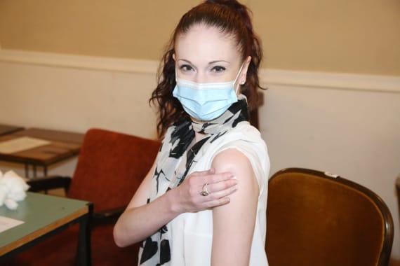 Cijepljenje umjetnika i djelatnika kazališta 7