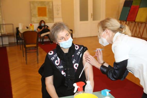 Cijepljenje umjetnika i djelatnika kazališta 6