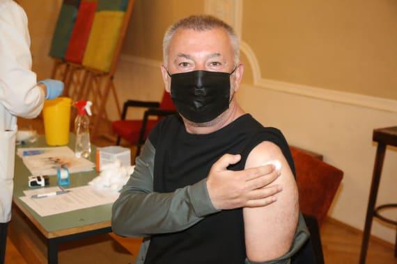Cijepljenje umjetnika i djelatnika kazališta 10