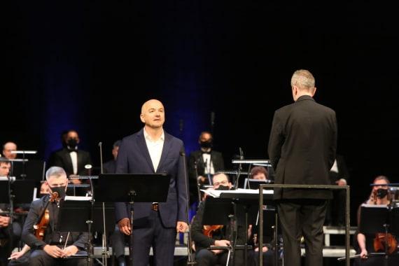 Svečani koncert u povodu Dana državnosti 8